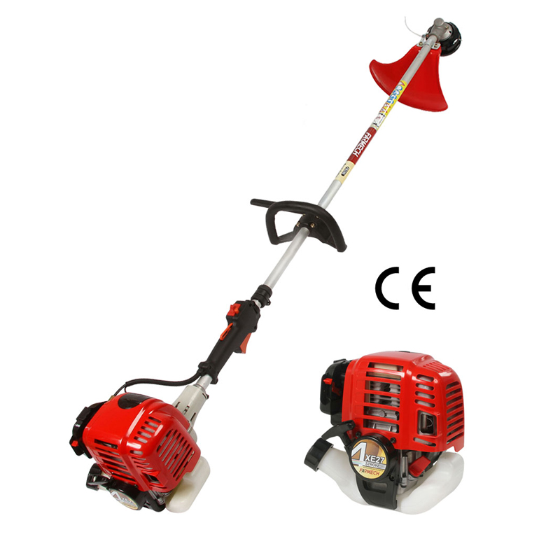Grass trimmer with loop handlebar--CE model