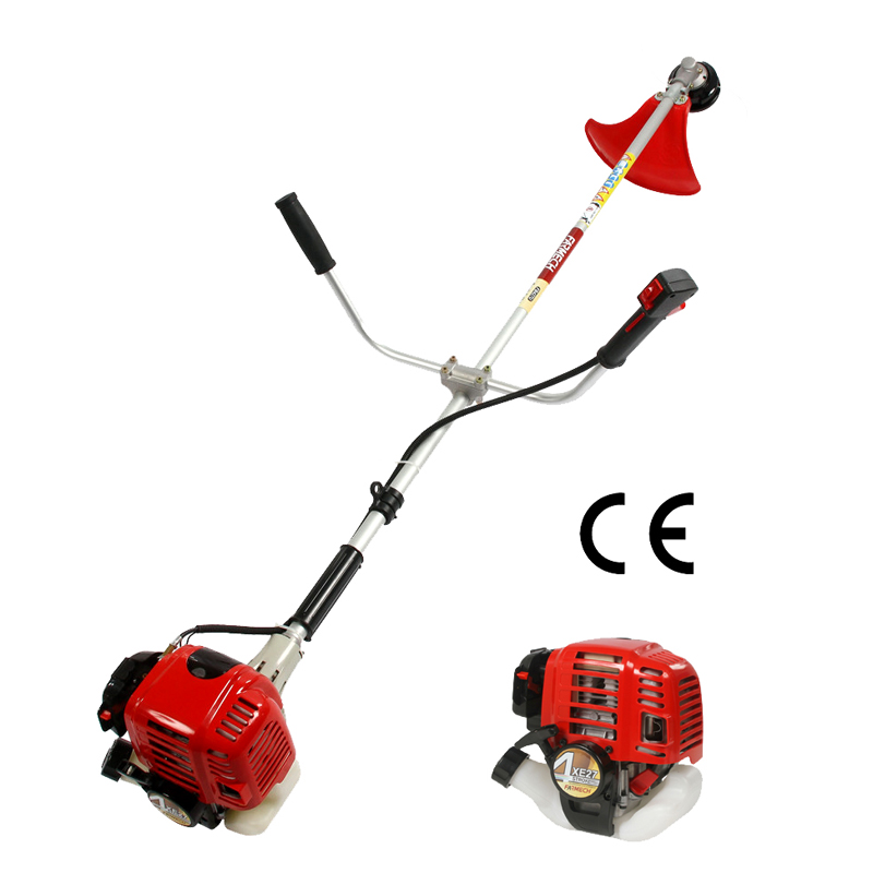 Grass trimmer with U-type handlebar--CE model