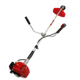String trimmer with U-type handlebar