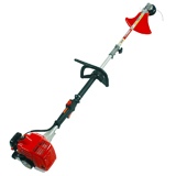 Weed trimmer with joint type